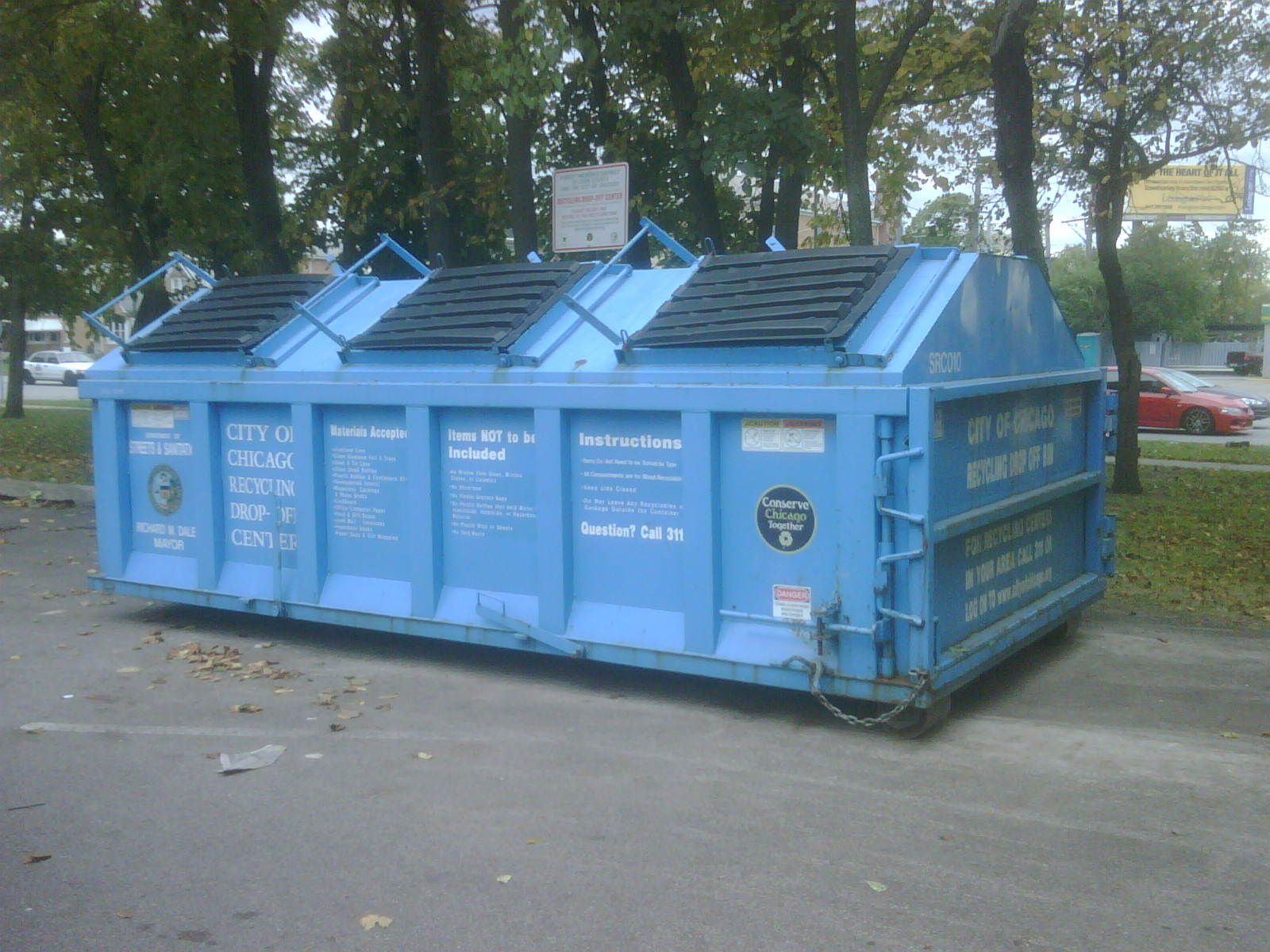 Recycling Drop Off Locations In Chicago Letubeu