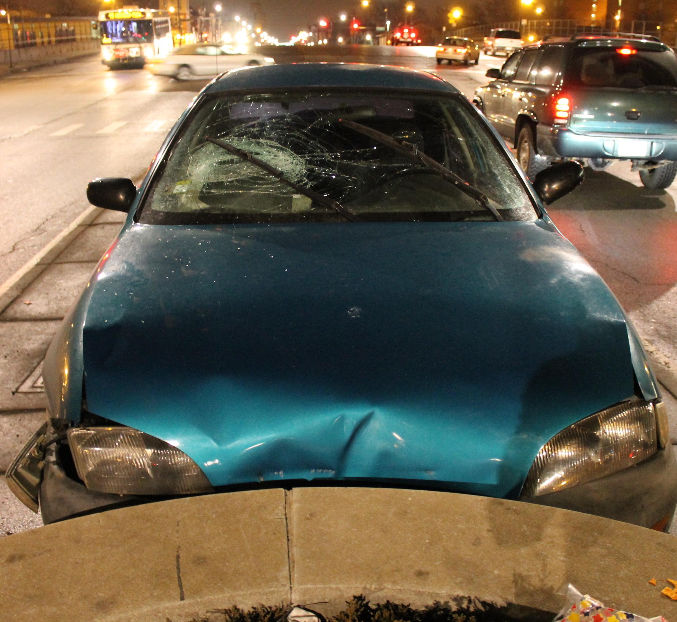 Car Crash: Weirdest Car Crash