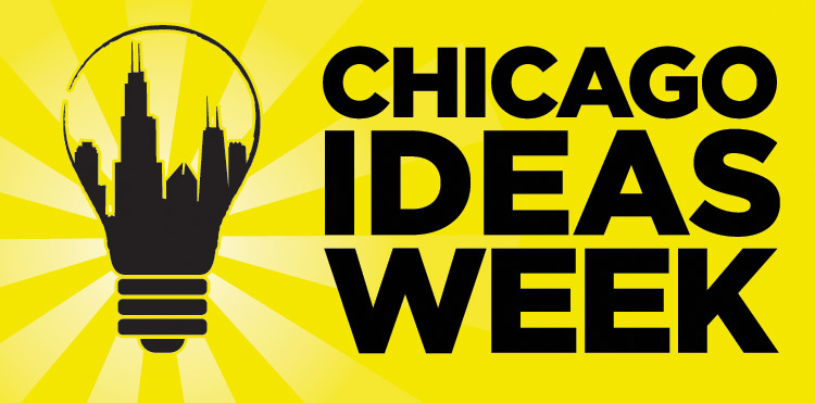 Chicago Ideas week logo